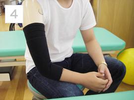 上肢切断者の義手装着